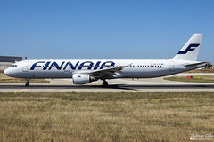 Finnair --- Airbus A321 --- OH-LZF