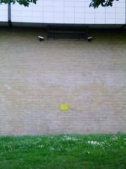 Die Überwachung der Wand