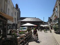26. Mai 2017 - 10:39 - Partnerschaftsverein Vlotho - Aubigny: Ausflug nach Beaugency, 26.5.2017.