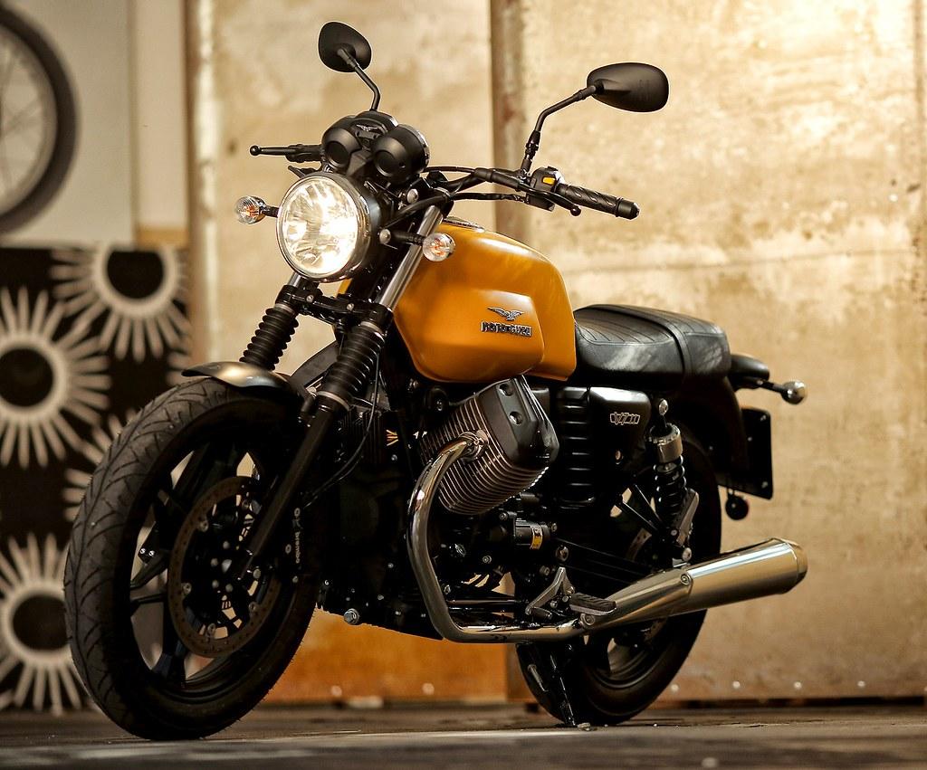 Used 2016 Moto Guzzi V7 V7 STORNELLO for sale | Churchs