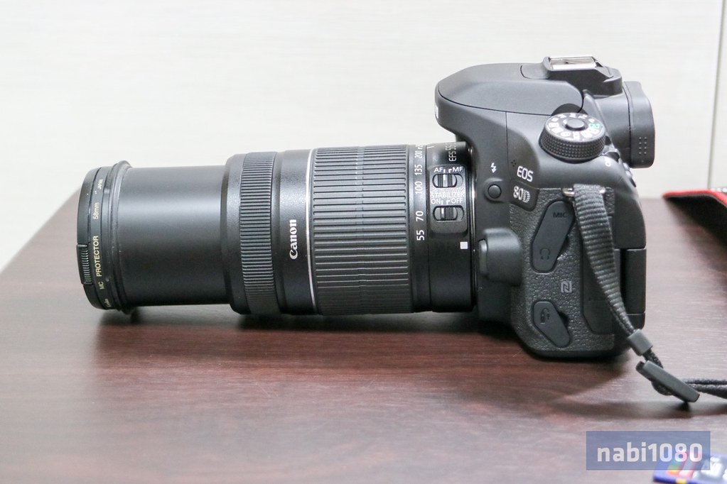 EOS 80D レンズ比較02
