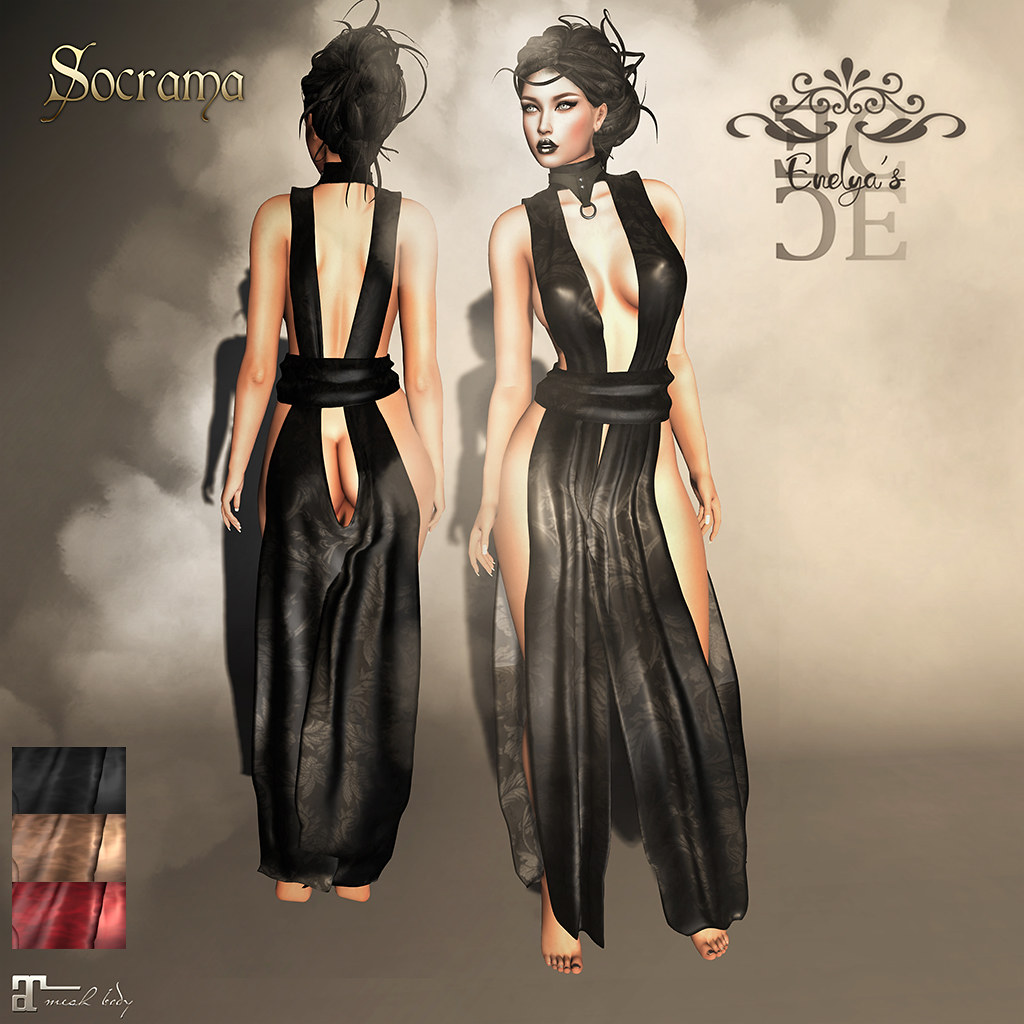 Affiche Socrama - SecondLifeHub.com