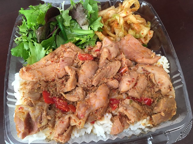 Chicken bulgogi - The Store on the Corner