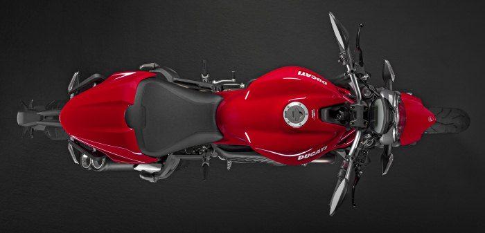 Ducati 821 Monster 2014 - 5