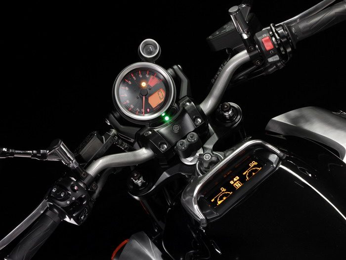 Yamaha 1700 V-MAX 2012 - 33