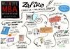 The best satirical cartoonist in South Africa -  Zapiro.  #sketchnote #livesketchnote #ipadpro