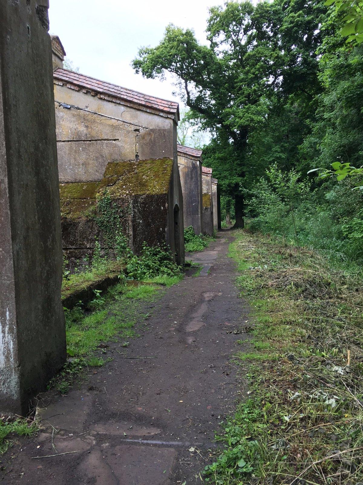 Chilworth Gunpowder Mills Old Workings