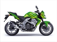 Kawasaki Z 750 2009 - 22