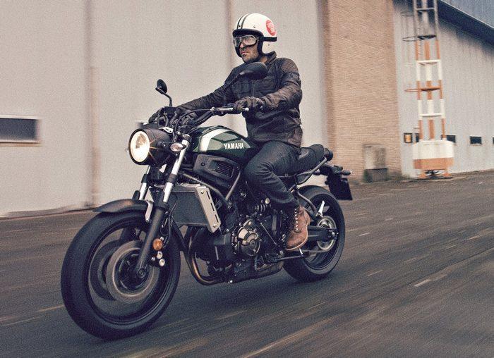 Yamaha XSR 700 2019 - 7