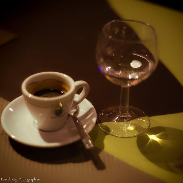 One more cup of coffee     HegerWalterBand