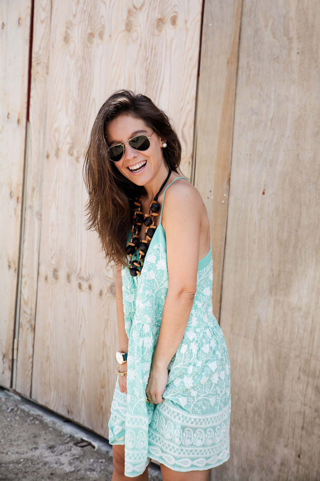 010_turquoise__dress_summer_outfit_miss_june_castañer_cuñas_aguamarina_theguestgirl_influencer_barcelona_laura_santolaria