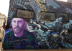 Roy Dupuis Mural