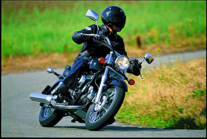 Honda 125 Shadow VT 2006 - 22