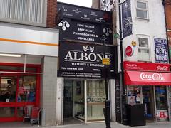 Picture of Albone Jewellers, 31 Surrey Street