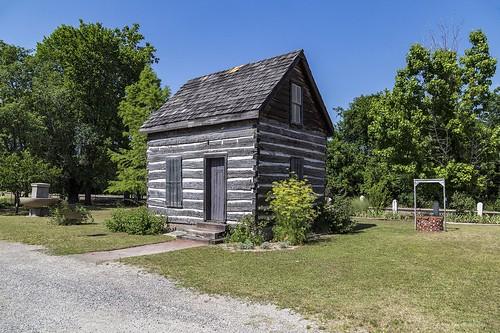 historic shawnee oklahoma architecture