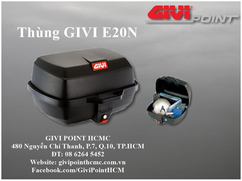 Thung xe Givi - 13