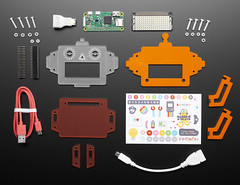 Pimoroni Scroll Bot – Pi Zero W Project Kit