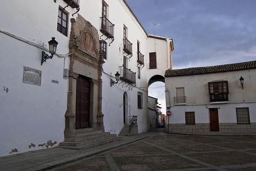 La Puebla de Montalbán - Palacio de los Condes de Montalbán