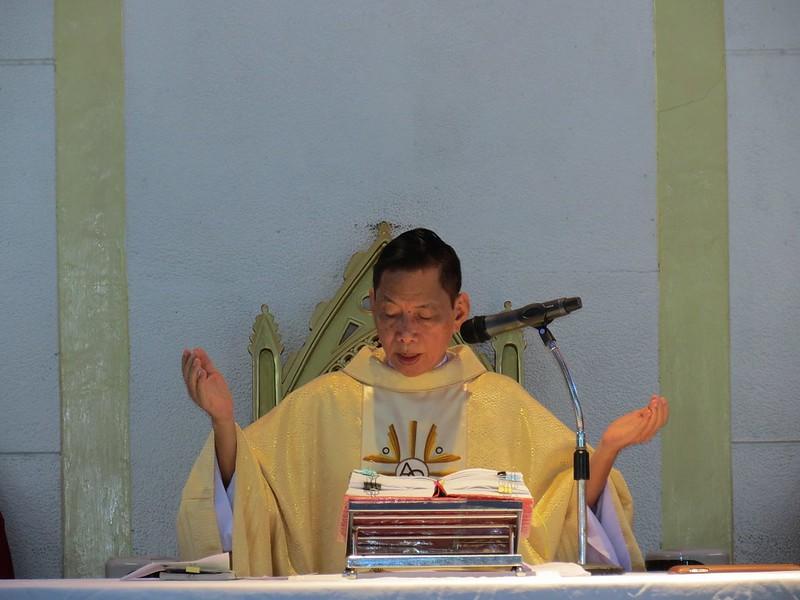 Cha Giuse Đinh Quang Thịnh - TGP Sài Gòn