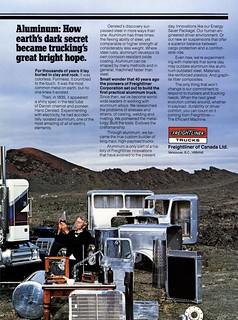 1979 Freightliner Truck Ad, Pg. 2