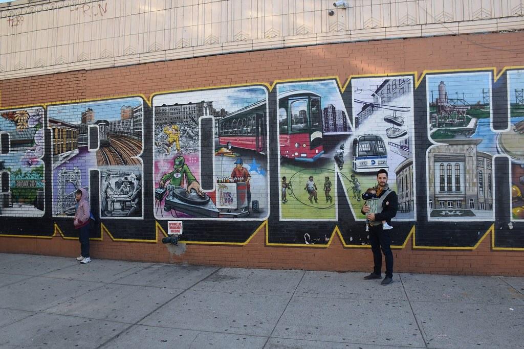 En el Bronx.