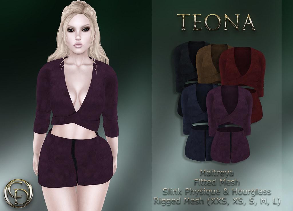 Teona - SecondLifeHub.com