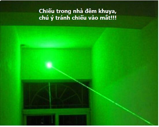 Đèn Laser laze 303 NEW 100% Siêu Sáng - Siêu Bền - Siêu Xa - Siêu Rẻ! - 1