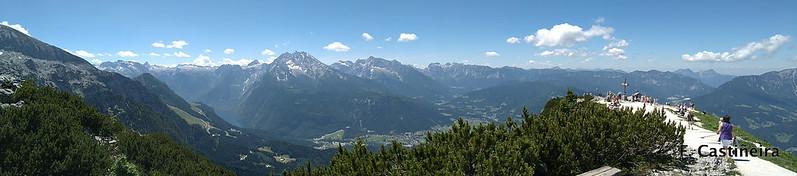 Vista desde Kehlsteinhaus