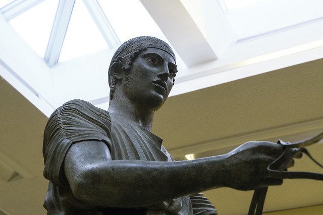 Delphi - The Charioteer, A Stylistic Evaluation, XI
