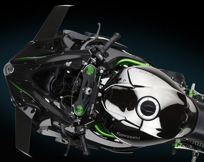 kawasaki ninja h2r 2015 galerie moto motoplanete. Black Bedroom Furniture Sets. Home Design Ideas