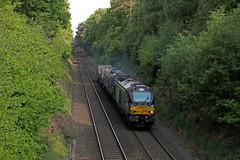 68002 + 68027 - Sutton Park