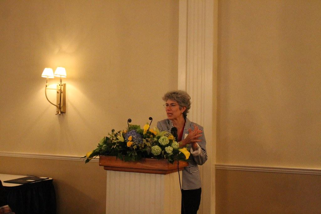 Dr. Margaret Kearney, Dean of Graduate Studies