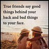 Don't believe if your #friends #relatives are telling you or commenting on ur pics #wow #amazing #beautiful etc...