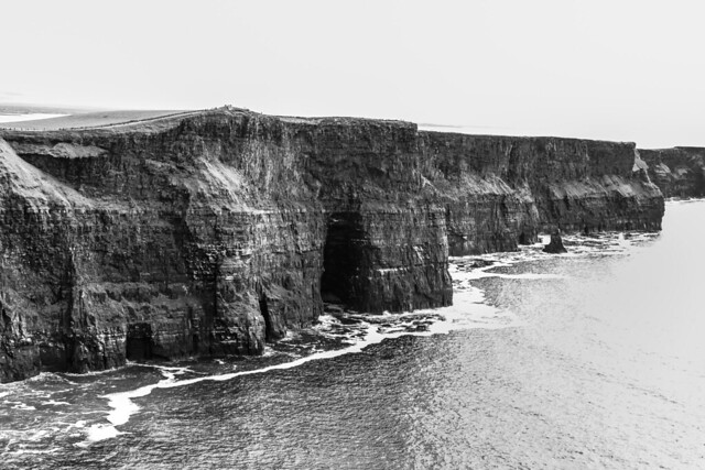 Ireland - Lislarkin - Cliffs of Moher
