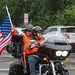 Rolling Thunder 2017 in the rain