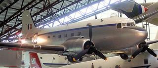 Dakota, Royal Air Force Museum, Cosford.
