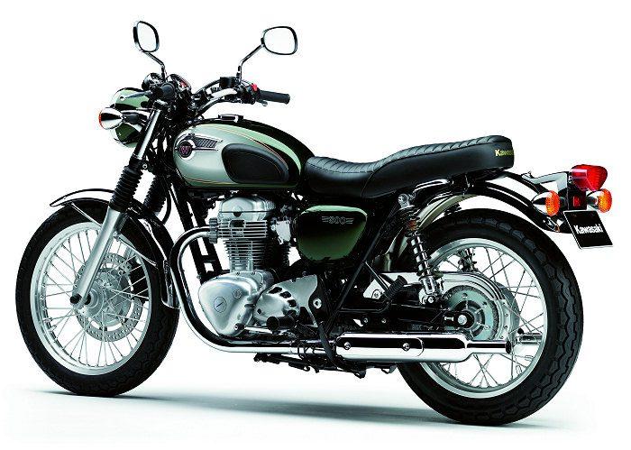 Kawasaki W 800 2012 - 10