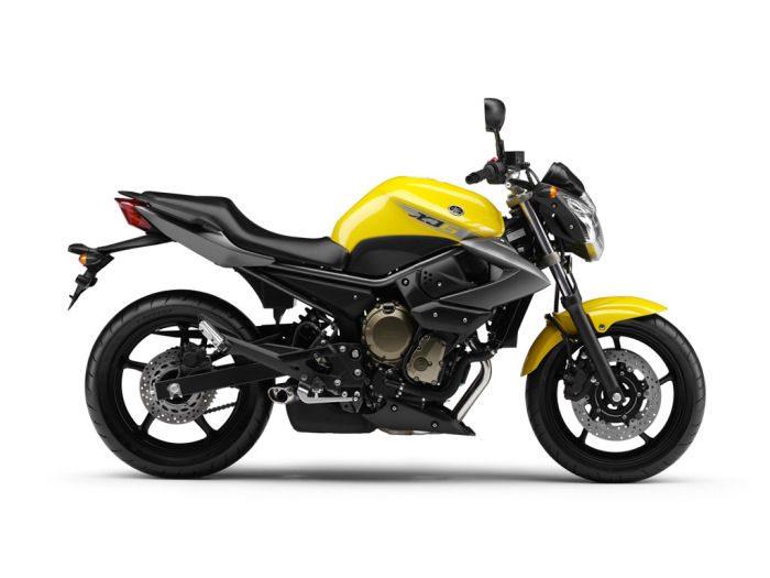 Yamaha XJ6 600 2013 - 9