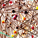 Kunstwerk mit Stecknadeln by VenusTraum