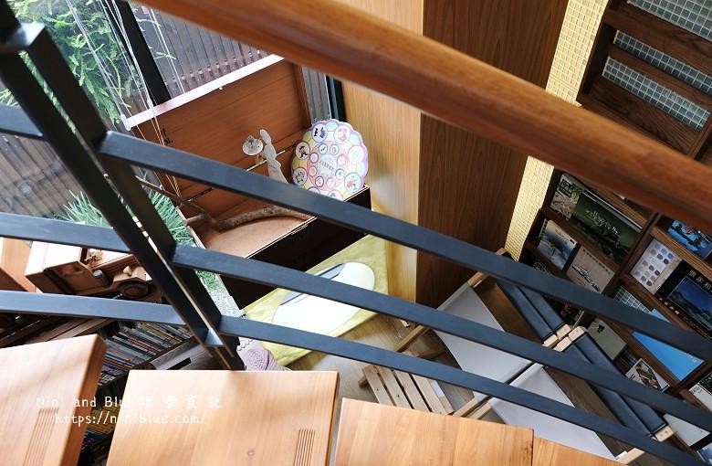 羅布森書蟲房.台中景點.獨立書店12
