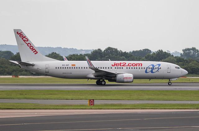 Air Europa (Jet 2) B737 EC-IDT