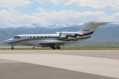 N998CX | Cessna 750 Citation X | Oakley Air
