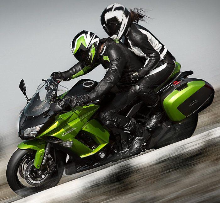 Kawasaki Z 1000 SX 2012 - 10