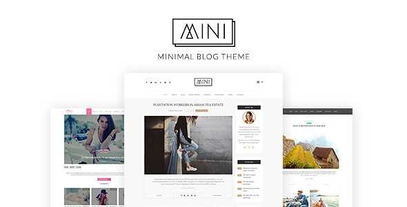 MINI WordPress Theme free download