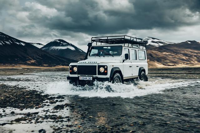 Defender. Fjord