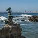Mazatlan Mermaid Statue por D.Spence Photography