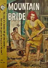 Mountain Bride - Cameo Book - No 325 - Peggy Gaddis - 1952