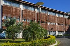 Le conseil départemental (Mamoudzou, Mayotte)