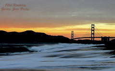 80 Years For Golden Gate Bridge