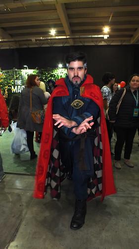 Comic Con Chile 2017